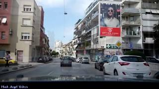 Driving in Split