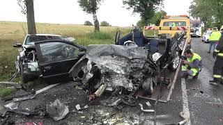 Egy halottja és öt sérültje van a gércei balesetnek - Fiat ütközött Toyotával félfrontálisan