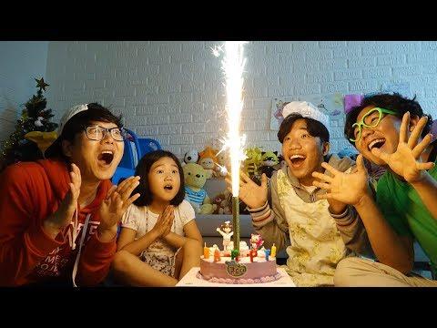 氤措瀸鞚挫檧 旖旊倻鞚� 靸濎澕 旒�鞚错伂 毂岆Π歆� Boram BIRTHDAY CAKE CHALLENGE!!