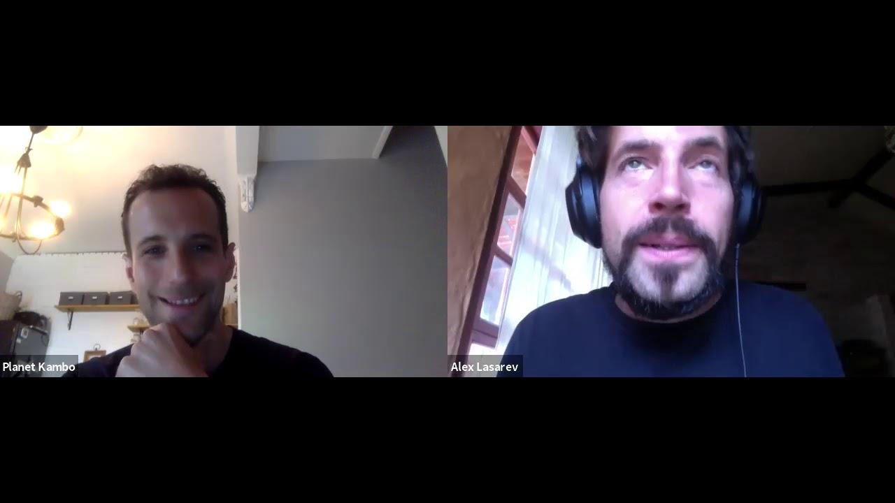 Planet Kambo Frogcast #12 | Sasha & Jon Discuss Awakening