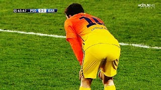 Top 10 Goals Lionel Messi Scored with INJURY ►The Man Is a Monster !! ||HD||