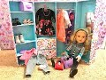 American Girl and Journey Doll Accessories!!