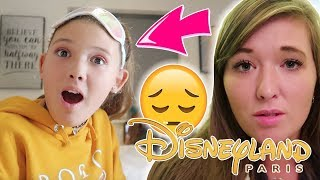 THE TRUTH ABOUT OUR ANNUAL CHRISTMAS DISNEYLAND PARIS TRIP! VLOGMAS DAY 5!