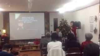 津クリスマスライブ2013.
