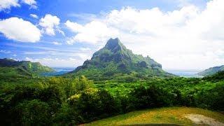 Moorea Island Tahiti Travel Tour Guide