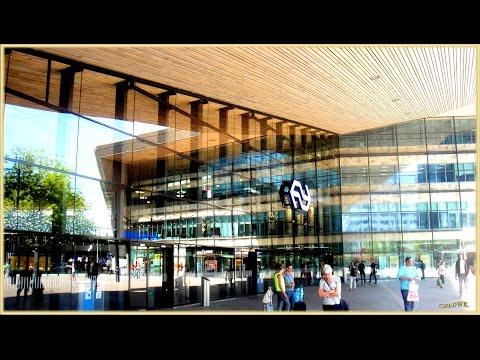 HOLLAND,  Rotterdam - Verkehrsknotenpunkt, Eisenbahn