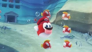 Super Mario Odyssey - Playthrough Part 3: Lake Kingdom