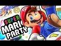Hutts Streams SUPER MARIO PARTY (Nintendo Switch)