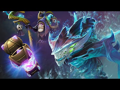 Chest Opening - Nemestice 2021 Collector's Cache Dota 2