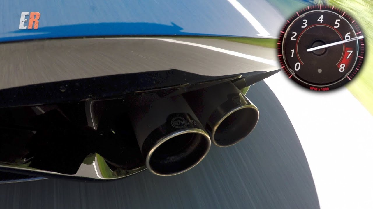 The 30 Best-Sounding Cars - Greatest Exhaust Noises Ever