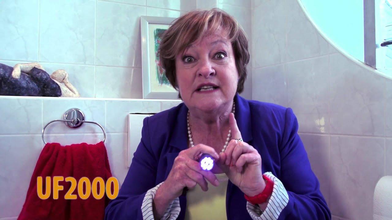 Tante Kaat instructie video - Ecodor UF2000 + EcoLight: Urinegeur ...