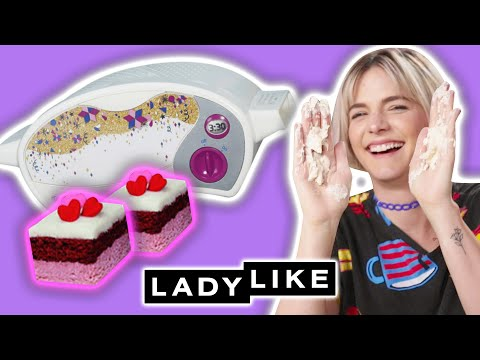 We Try Cooking Using The Easy Bake Oven • Ladylike