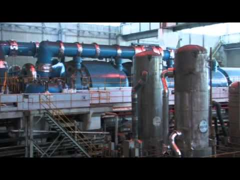 Ferrybridge Power Station Educational Documentary