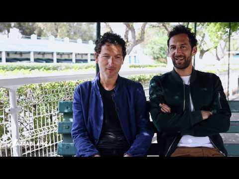 Jazzablanca 2017 - Interview Aaron