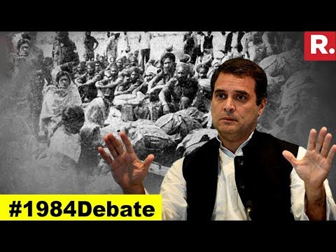 Will Rahul Gandhi Accepts '84 Debate Challenge? | #1984Debate