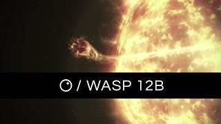Wasp-12b (Vision before the Hubble news from September 2017)