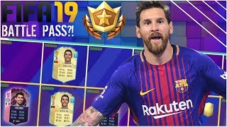 FIFA 19 BATTLE PASS? | Can FIFA Learn From Fortnite?