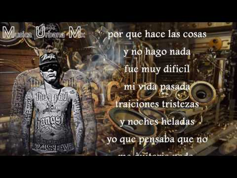 Mi Vida Ha Sido Diferente // Thugpol ft Marlen Zapata // Letra