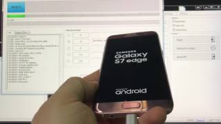 ROOT + Repair IMEI Samsung Galaxy S7 EDGE [SM-G935F FD] Android 6 by Z3X