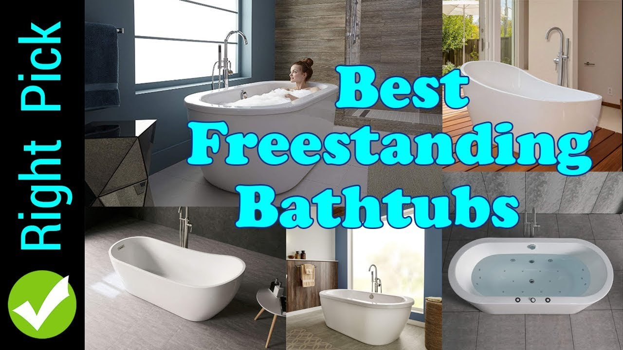 Bathtub Best Freestanding Bathtubs Top 5 Most