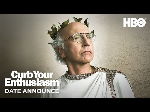 Curb Your Enthusiasm Date Announce | HBO