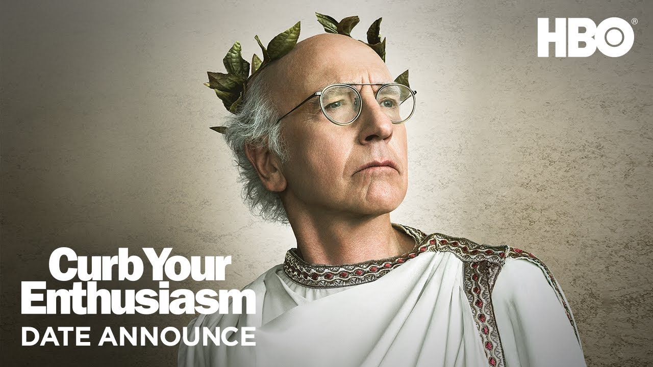 'Curb Your Enthusiasm' To Return October 1 (WATCH)