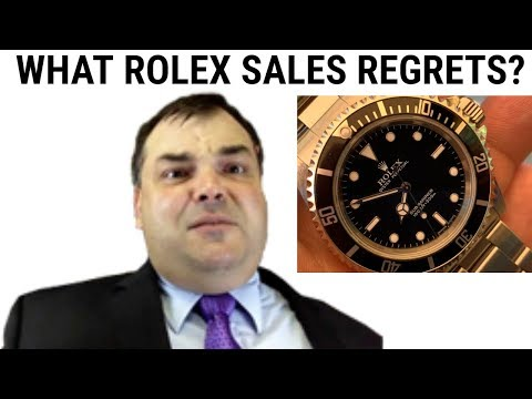 ROLEX DISPLAY ONLY STOCK - Biggest Disaster In Wrist Watch History