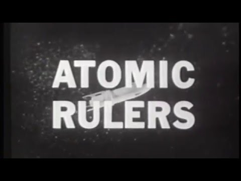 Atomic Rulers Of The World 1964 | Invaders From Space | Hollywood Sci-Fi Full Movie | Ken Utsui