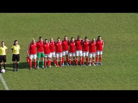 CYPRUS WOMEN'S CUP   Jayne Ludlow Reaction