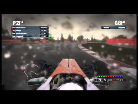 F1 2012 ARL F3 round 5 Spanish grand prix