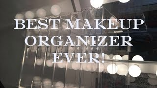 Unboxing/Review Of The Best Acrylic Makeup Organizer EVER!
