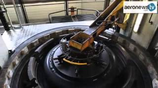 La fabrication des pneus d