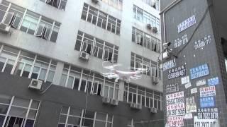 Квадрокоптер Bayangtoys X5C-1. Запускаем и подглядываем в окна с tinydeal