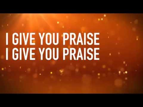 I Give You Praise Lord (Lyric Video) - Chicago Mass Choir