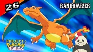 Charizard E ARCANINE! Batalha contra Blaine!!! -Projeto: pokemon (Roblox) Randomizer #26