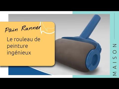 Paint Runner  Le Rouleau De Peinture Ingnieux  Youtube