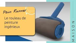 PAINT RUNNER - Le rouleau de peinture ingénieux