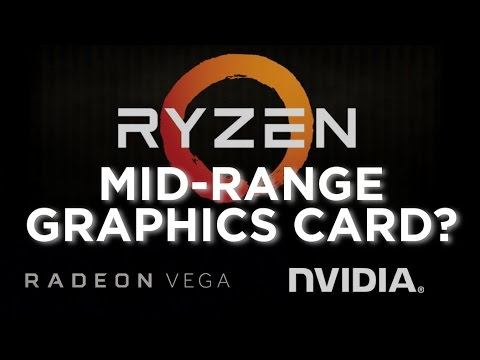 Ryzen And Mid-Range GPUs?!