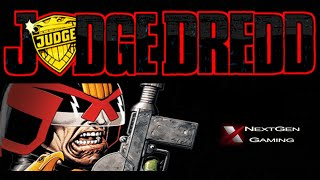 Judge Dredd Online Slot from NextGen