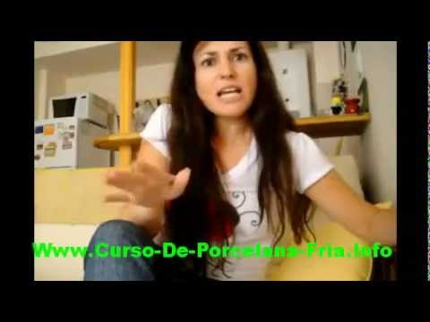 Curso: Como Hacer Adornos Y Souvenirs Con Porcelana Fria Paso A Paso