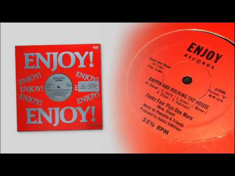 Rappin And Rocking The House / Funky Four Plus One More / 1979
