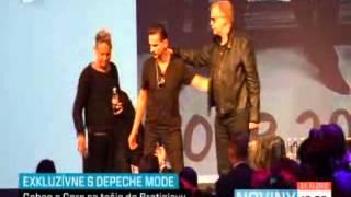 Depeche Mode on TV JOJ (Sk)