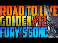 Beast Knifer! - Road To Live Golden Fury's Song #12 (cod: Black Ops 3) video