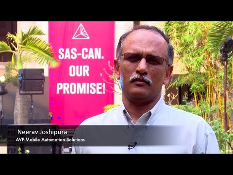 Employee Speaks: Neerav Joshipura, AVP - Mobile Automation Solutions