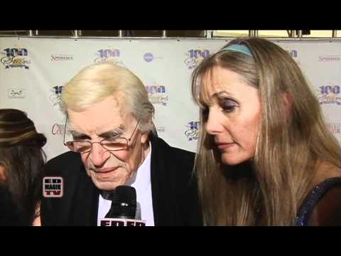 Martin Landau and Gretchen Becker  at Night of 100 Stars 2012, Beverly Hills Hotel