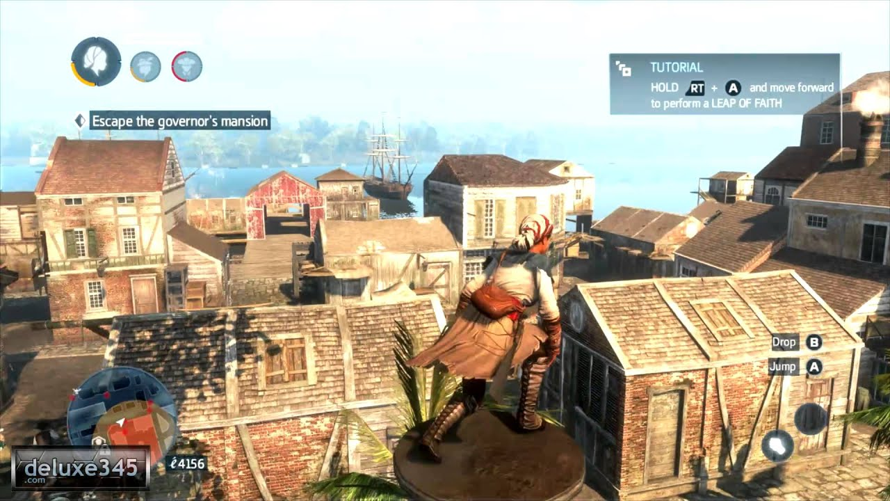 Assassin S Creed Liberation Hd Gameplay Pc Hd Youtube