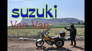 ทัวร์นาเม้น มอไซค์ suzuki vanvan 200 เพื่อชีวิตติด vanvan รีวิว suzuki vanvan