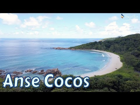 Anse Cocos, La Digue - Beaches of the Seychelles