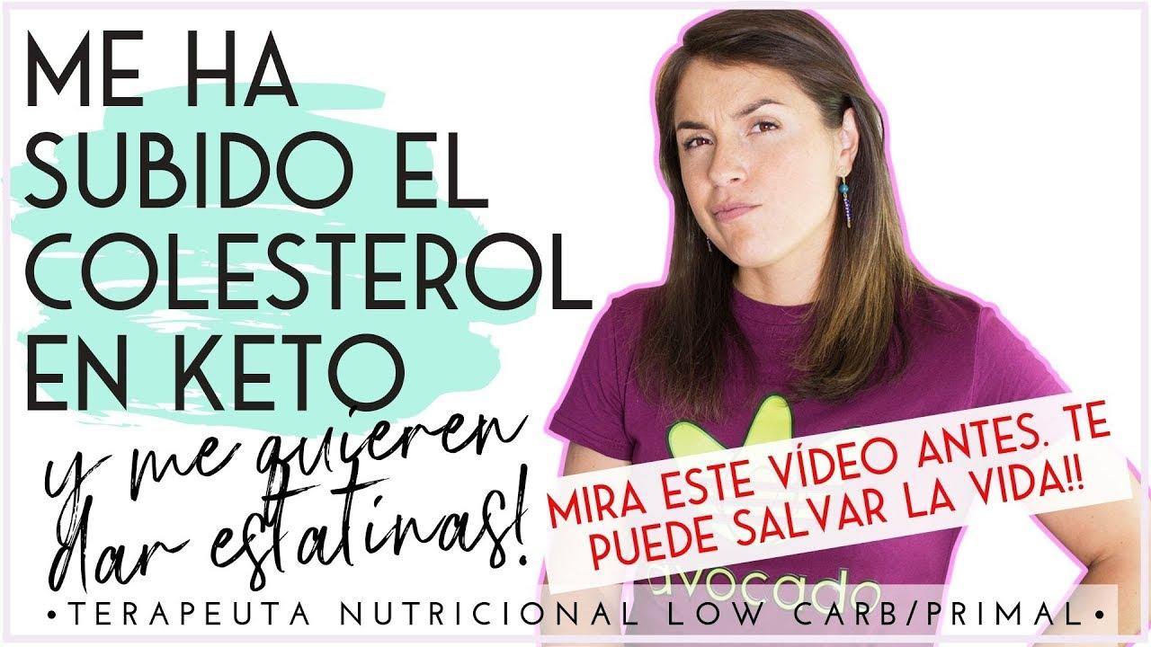 si tienes colesterol alto, ¿puedes hacer dieta cetosis?