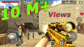 Modern Sniper Shoot ▶️Best Android Games GamePlay 1080p(by WLT )